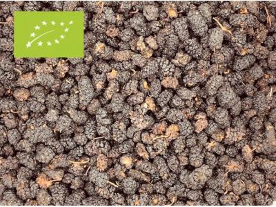 Moerbeibessen zwart biologisch