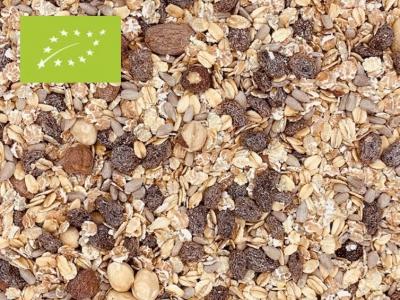 Muesli fruit/noten biologisch