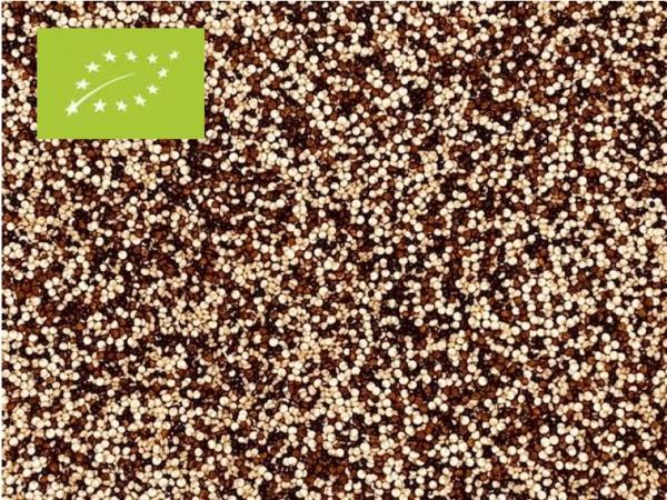Quinoa drie kleuren biologisch