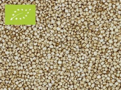 Quinoa gepoft biologisch