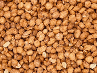 Pinda's geroosterd honing&zout